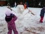 Hry na sněhu prosinec-leden 2018