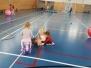 Hry v tělocvičně, listopad 2020